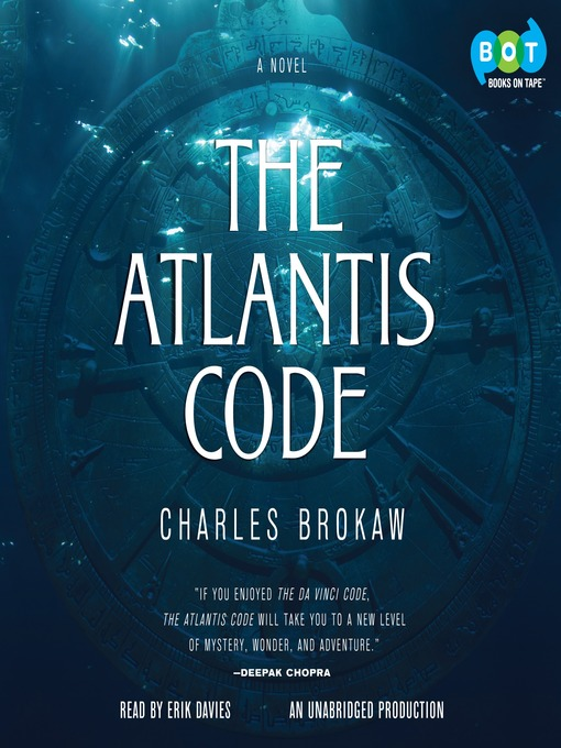 Title details for The Atlantis Code by Charles Brokaw - Available