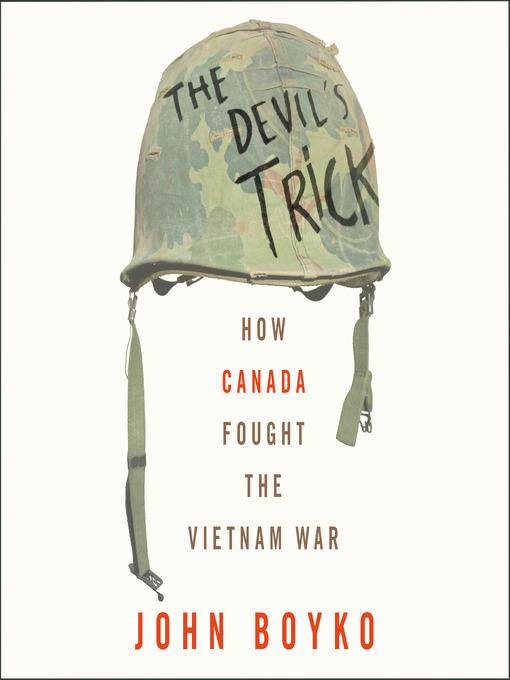 Title details for The Devil's Trick by John Boyko - Wait list