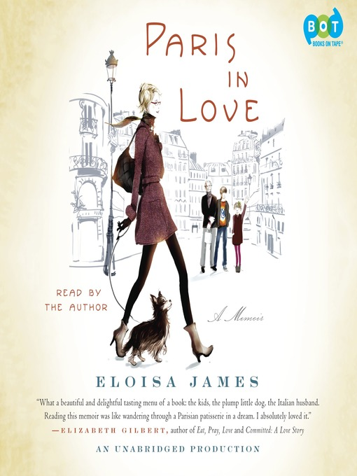 Title details for Paris in Love by Eloisa James - Available
