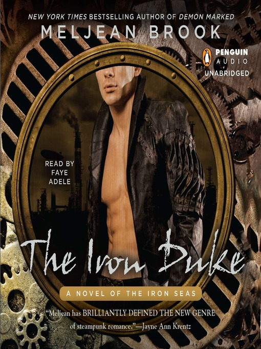 Title details for The Iron Duke by Meljean Brook - Available