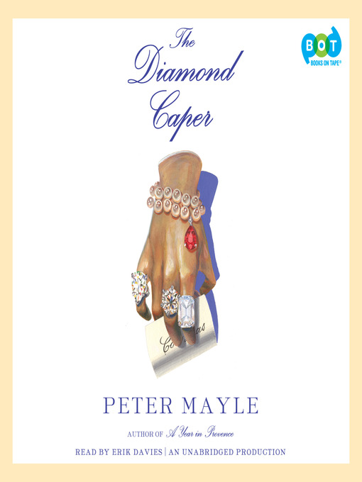 Title details for The Diamond Caper by Peter Mayle - Available