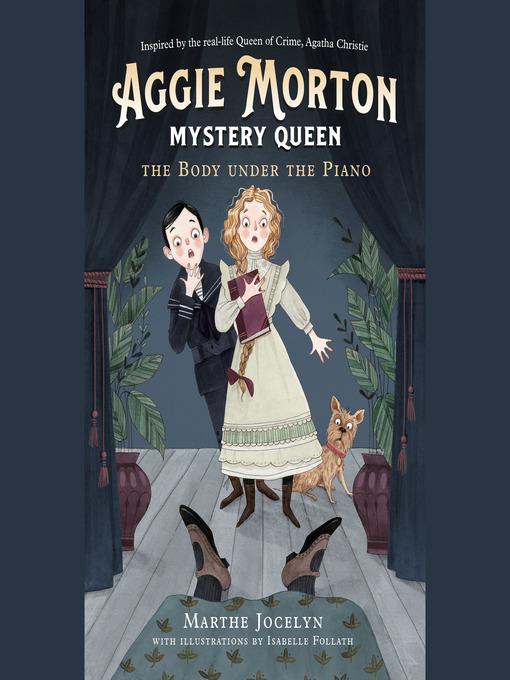 Title details for Aggie Morton, Mystery Queen by Marthe Jocelyn - Wait list