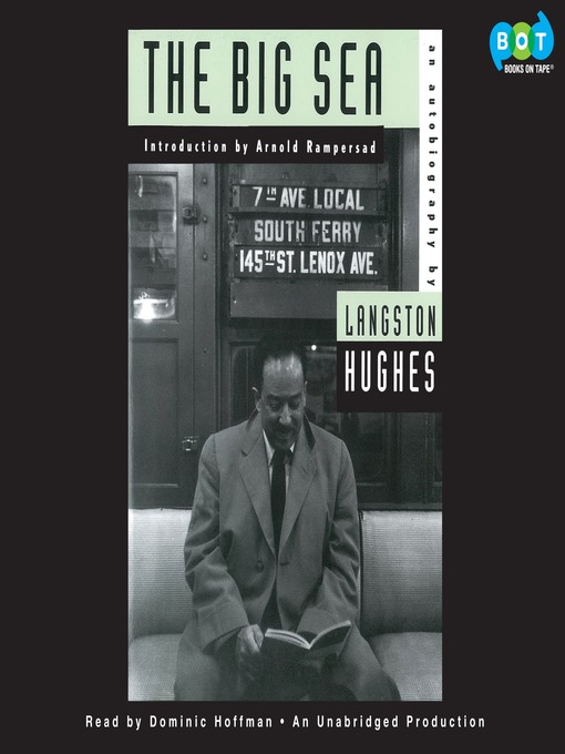 Title details for The Big Sea by Langston Hughes - Available