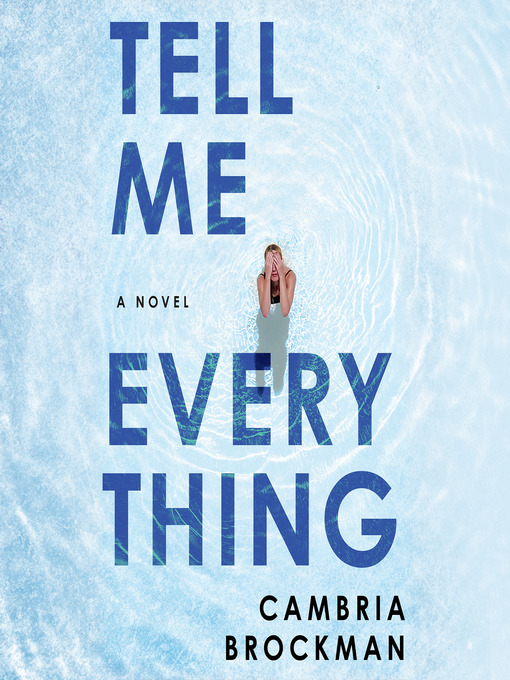 Tell Me Everything Book Cover