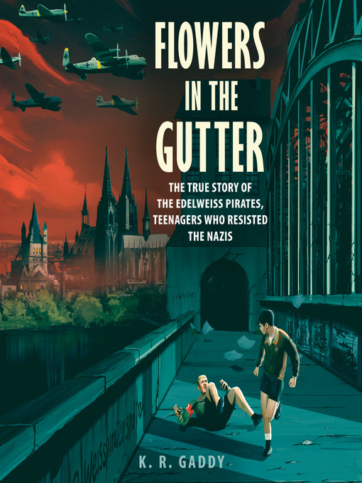 Title details for Flowers in the Gutter by K. R. Gaddy - Available