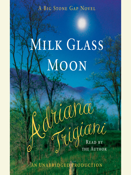 Cover of Milk Glass Moon