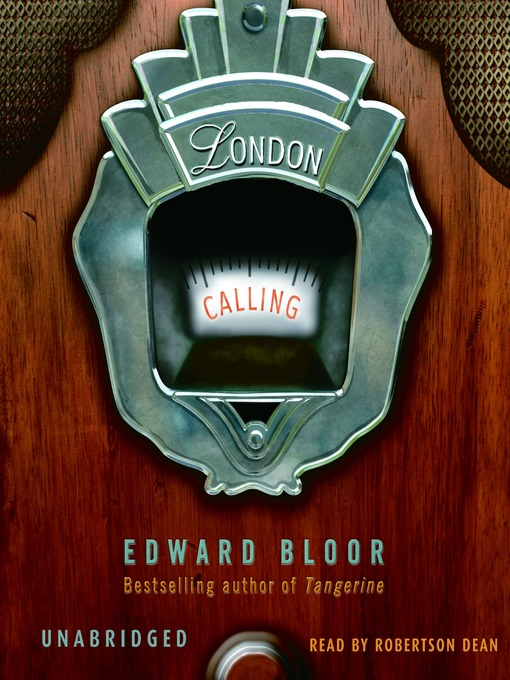 Title details for London Calling by Edward Bloor - Wait list