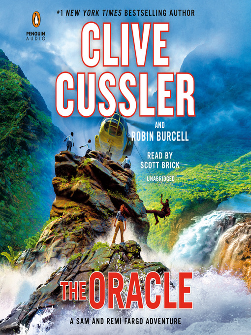 Title details for The Oracle by Clive Cussler - Wait list