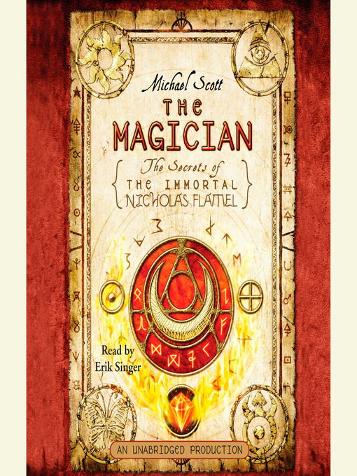 Cover of The Magician