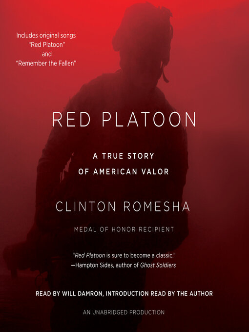 Title details for Red Platoon by Clinton Romesha - Available