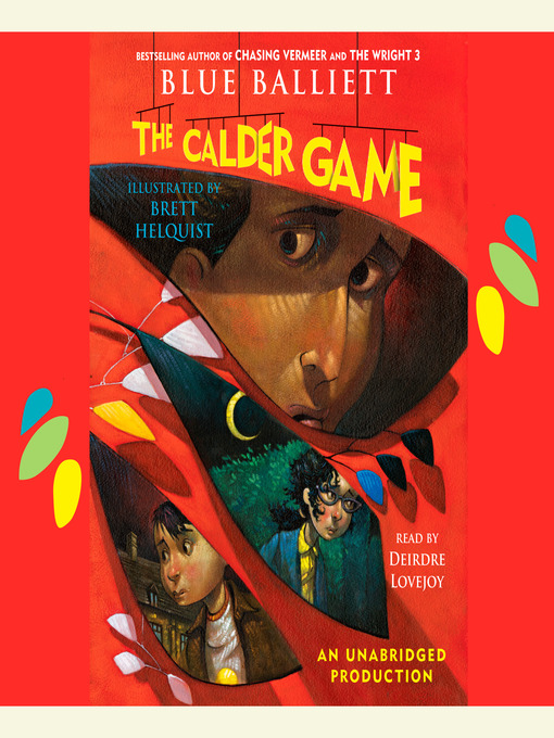 Cover image for The Calder Game
