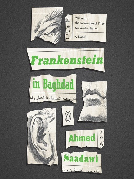 Title details for Frankenstein in Baghdad by Ahmed Saadawi - Wait list