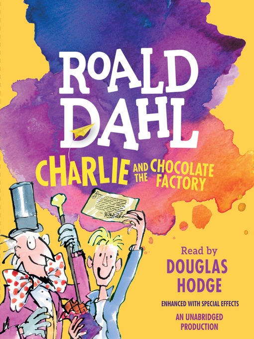 Title details for Charlie and the Chocolate Factory by Roald Dahl - Wait list