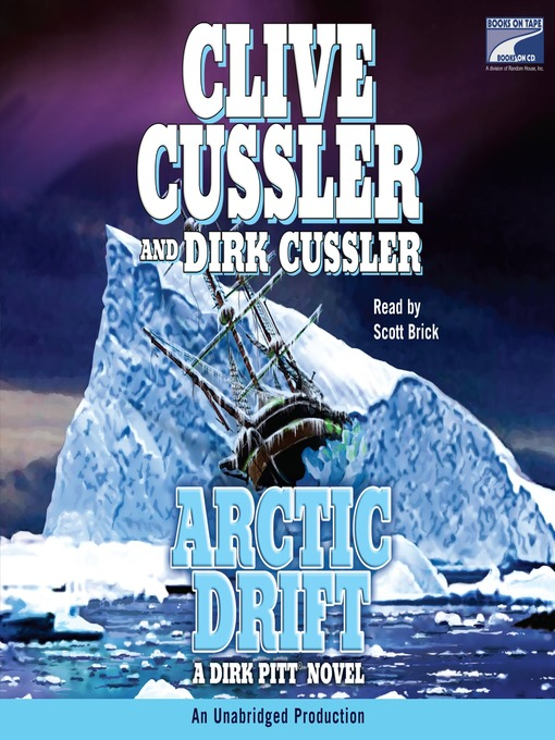 Title details for Arctic Drift by Clive Cussler - Wait list