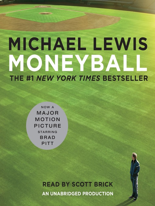 Title details for Moneyball by Michael Lewis - Wait list