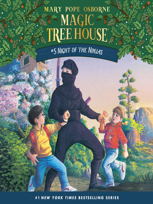 Title details for Night of the Ninjas by Mary Pope Osborne - Wait list