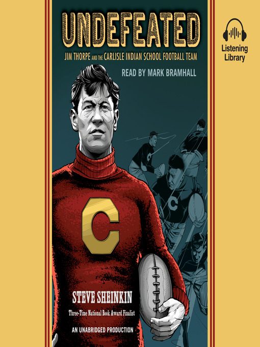 Title details for Undefeated by Steve Sheinkin - Available