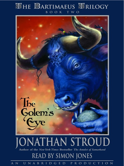 Title details for The Golem's Eye by Jonathan Stroud - Wait list