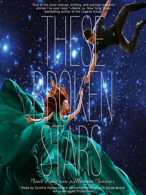 Title details for These Broken Stars by Amie Kaufman - Wait list