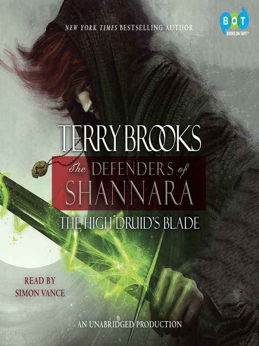 Title details for The High Druid's Blade by Terry Brooks - Wait list