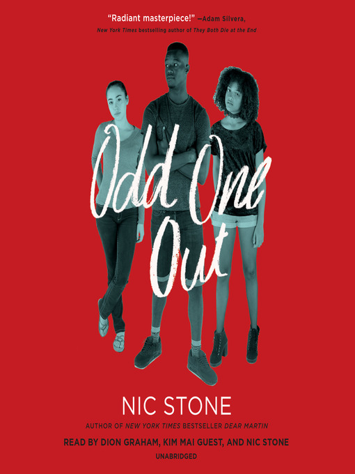 Title details for Odd One Out by Nic Stone - Wait list
