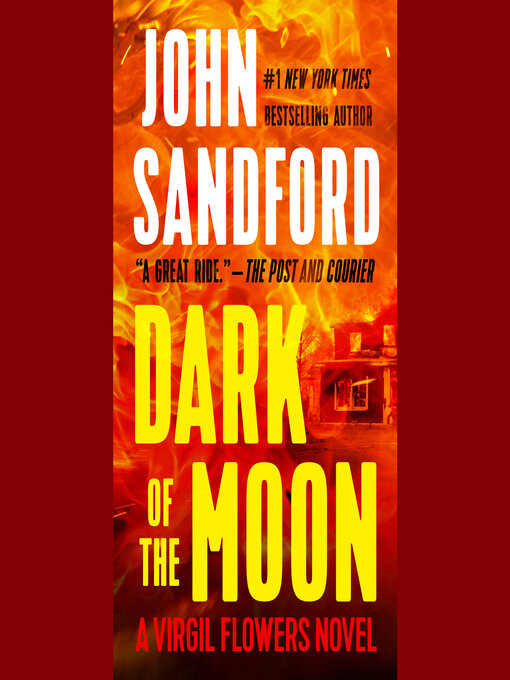Title details for Dark of the Moon by John Sandford - Available