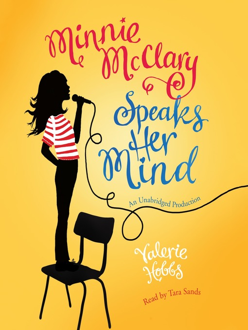 Title details for Minnie McClary Speaks Her Mind by Valerie Hobbs - Available