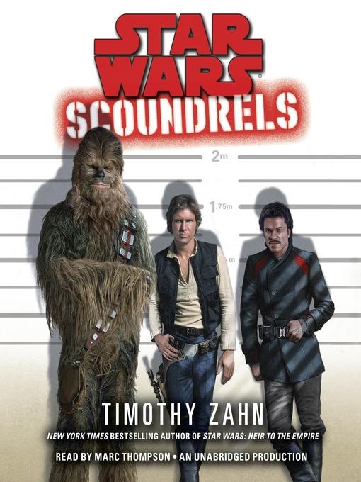 Title details for Scoundrels by Timothy Zahn - Wait list