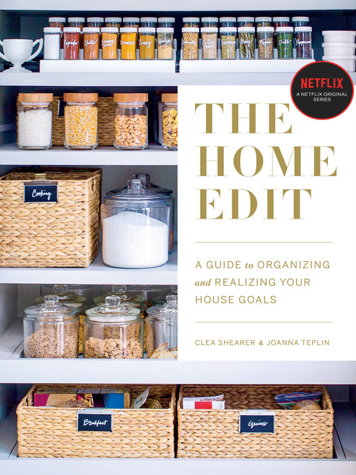 Title details for The Home Edit by Clea Shearer - Wait list