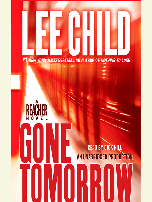 Title details for Gone Tomorrow by Lee Child - Wait list