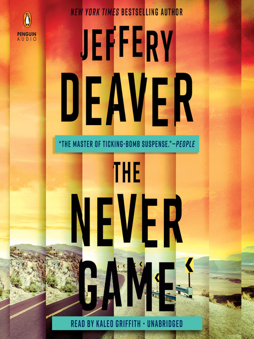 Title details for The Never Game by Jeffery Deaver - Wait list