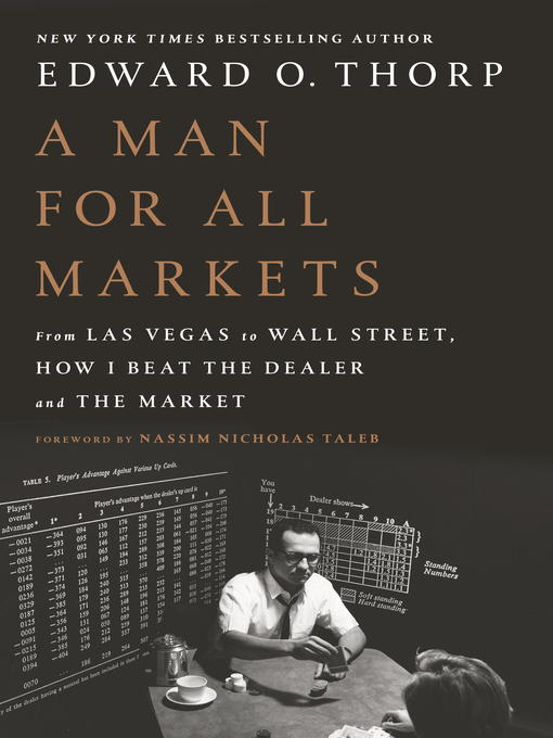 Title details for A Man for All Markets by Edward O. Thorp - Wait list