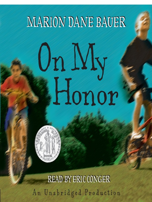 Cover image for On My Honor