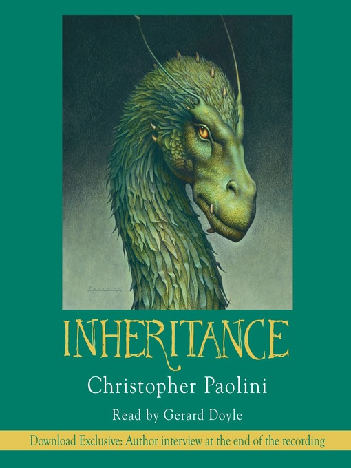 Cover of Inheritance