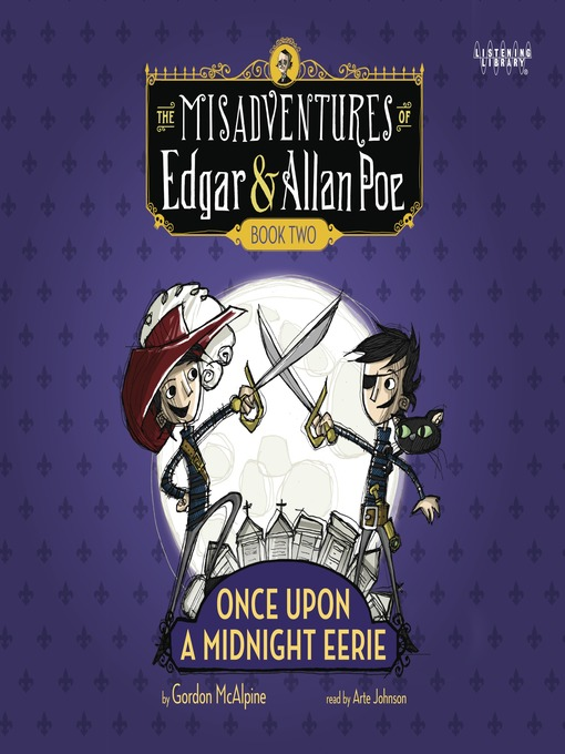 Title details for Once Upon a Midnight Eerie by Gordon McAlpine - Available