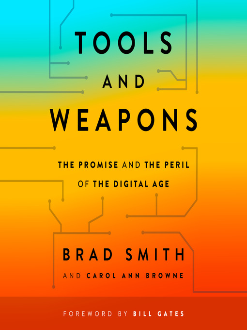 Title details for Tools and Weapons by Brad Smith - Available