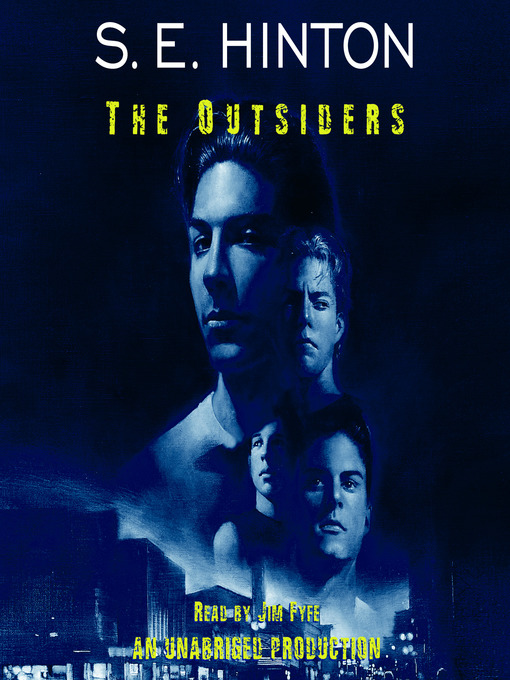 Title details for The Outsiders by S. E. Hinton - Wait list
