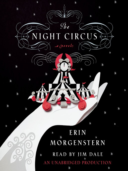 Title details for The Night Circus by Erin Morgenstern - Wait list