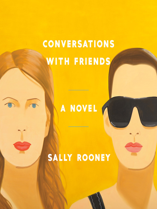 Title details for Conversations with Friends by Sally Rooney - Wait list