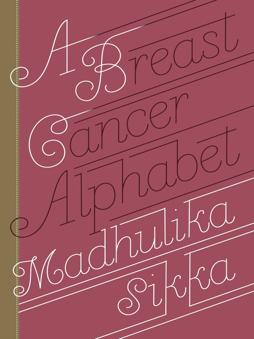 Title details for A Breast Cancer Alphabet by Madhulika Sikka - Available