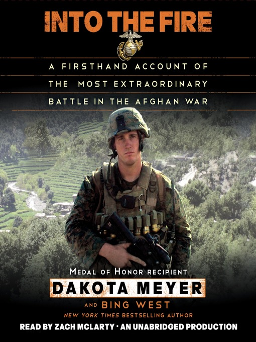 Title details for Into the Fire by Dakota Meyer - Wait list