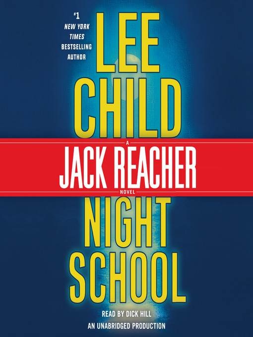 Title details for Night School by Lee Child - Wait list