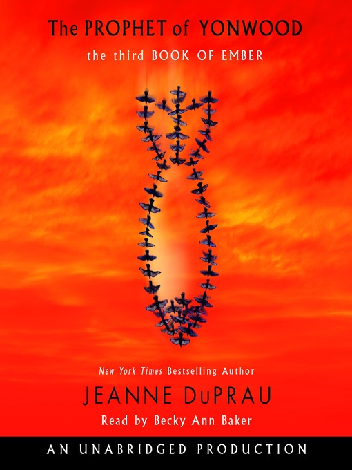 Title details for The Prophet of Yonwood by Jeanne DuPrau - Available