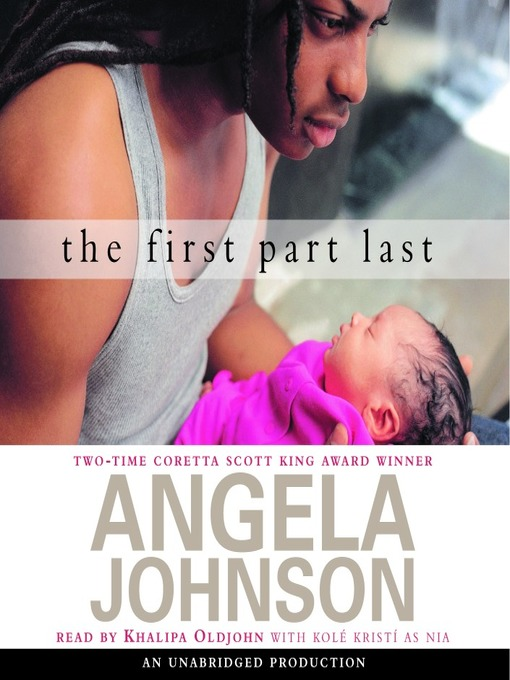 Title details for The First Part Last by Angela Johnson - Wait list