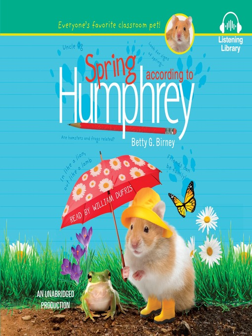 Title details for Spring According to Humphrey by Betty G. Birney - Available