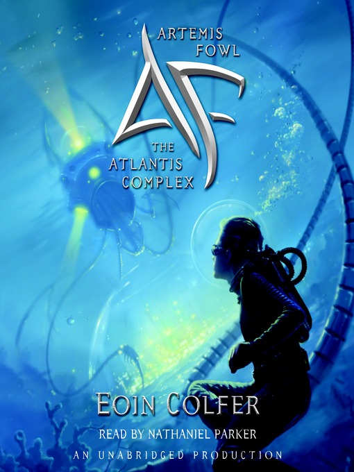 Title details for The Atlantis Complex by Eoin Colfer - Available