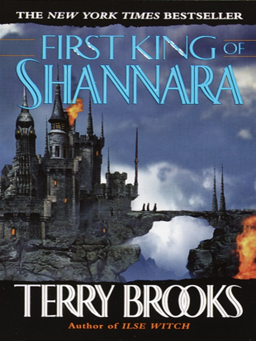 Title details for First King of Shannara by Terry Brooks - Available