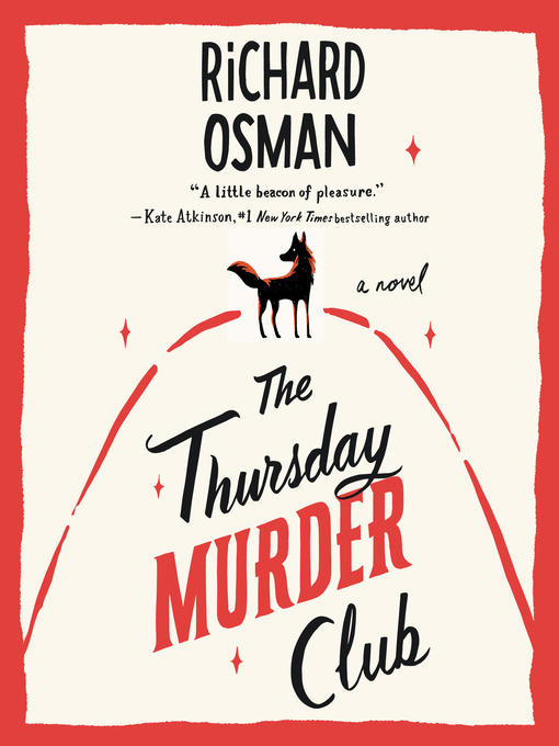 Title details for The Thursday Murder Club by Richard Osman - Wait list