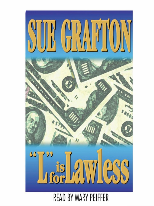 "Title details for ""L"" is for Lawless by Sue Grafton - Wait list"