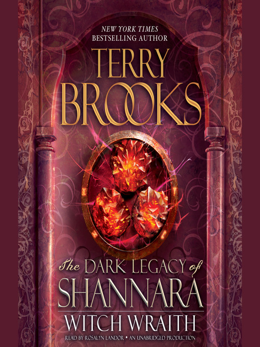Title details for Witch Wraith by Terry Brooks - Wait list